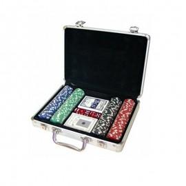 200lu Poker Seti
