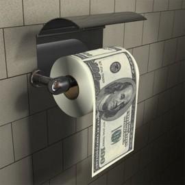 Dolar Tuvalet Kağıdı
