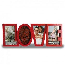 Love Çerçeve Kırmızı