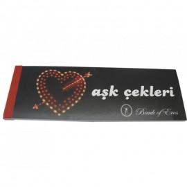 Aşk Çek Defteri Türkçe