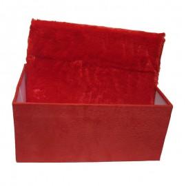 Kare Peluşlu Kutu