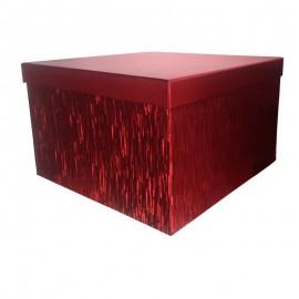 Kırmızı Pırıltılı Kutu