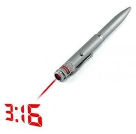 Saat Göstergeli Laser