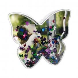 Kelebek Sulu Çerçeve