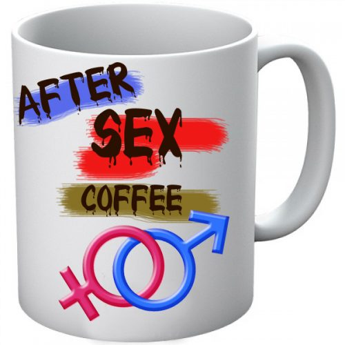 AFTERSEXCUP